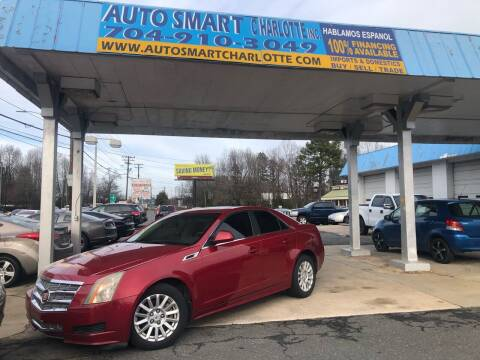 2011 Cadillac CTS for sale at Auto Smart Charlotte in Charlotte NC