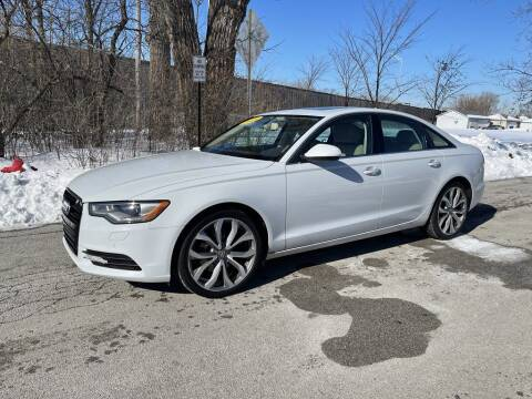 2013 Audi A6 for sale at Posen Motors in Posen IL