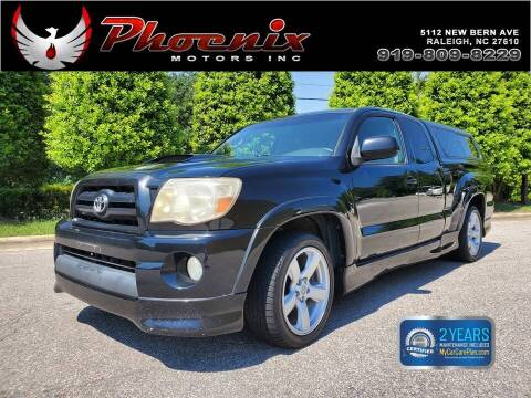 2006 Toyota Tacoma for sale at Phoenix Motors Inc in Raleigh NC