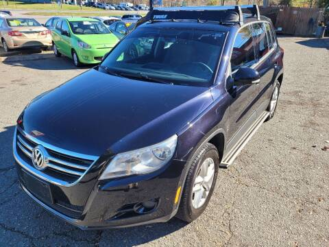 2011 Volkswagen Tiguan for sale at Ace Auto Brokers in Charlotte NC