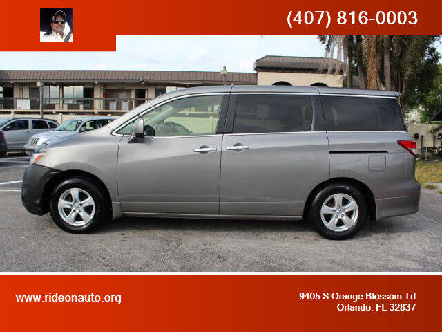 2012 Nissan Quest for sale in Orlando, FL