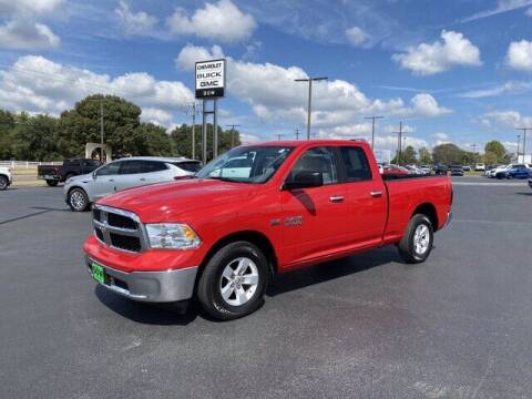 2017 RAM Ram Pickup 1500 for sale at DOW AUTOPLEX in Mineola TX