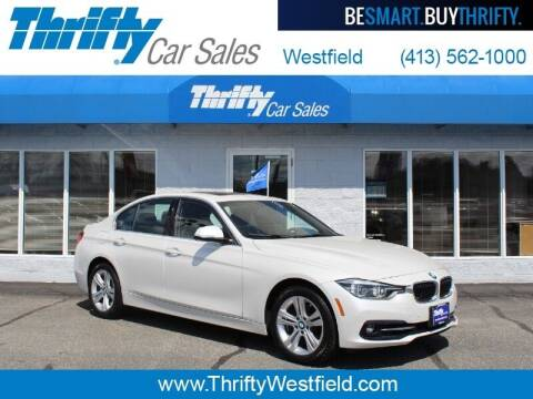 2017 BMW 3 Series for sale at Thrifty Car Sales Westfield in Westfield MA