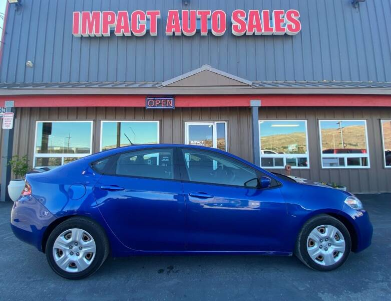 2013 Dodge Dart for sale at Impact Auto Sales in Wenatchee WA