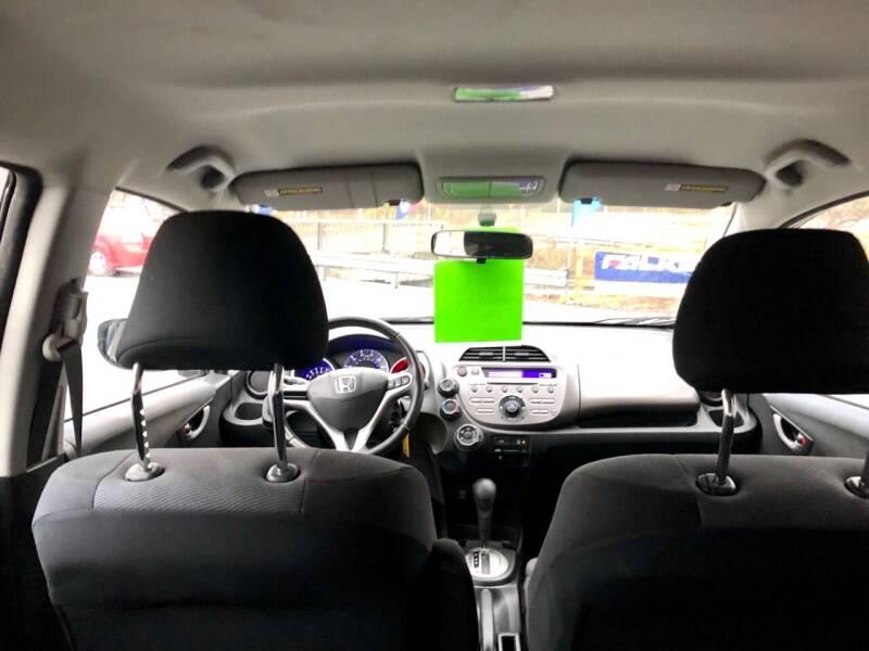 2009 Honda Fit Sport 4dr Hatchback 5A - East Barre VT