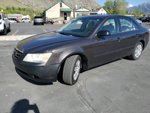 2009 Hyundai Sonata for sale at Firehouse Auto Sales in Springville UT