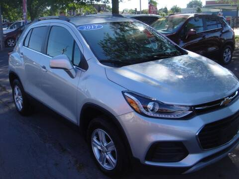2017 Chevrolet Trax for sale at Midtown Autoworld LLC in Herkimer NY