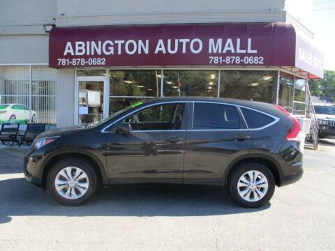 2013 Honda CR-V for sale at Abington Auto Mall LLC in Abington MA