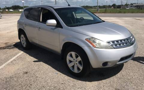 2006 Nissan Murano for sale at Nash's Auto Sales Used Car Dealer in Milton FL
