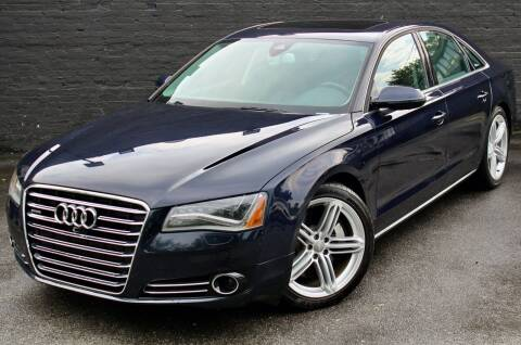 2013 Audi A8 for sale at Kings Point Auto in Great Neck NY