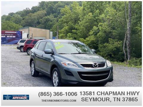 2012 Mazda CX-9 for sale at Union Motors in Seymour TN