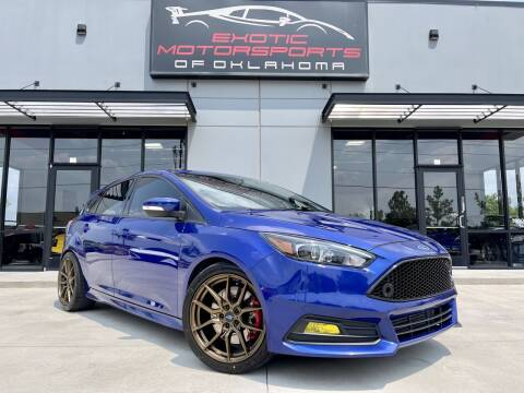 2015 Ford Focus for sale at Exotic Motorsports of Oklahoma in Edmond OK