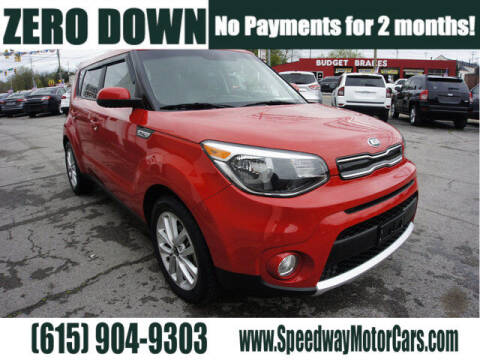2017 Kia Soul for sale at Speedway Motors in Murfreesboro TN
