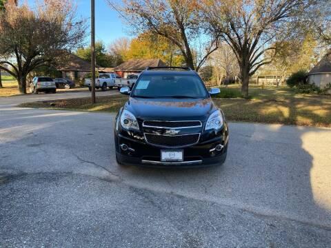 2013 Chevrolet Equinox for sale at CARWIN MOTORS in Katy TX