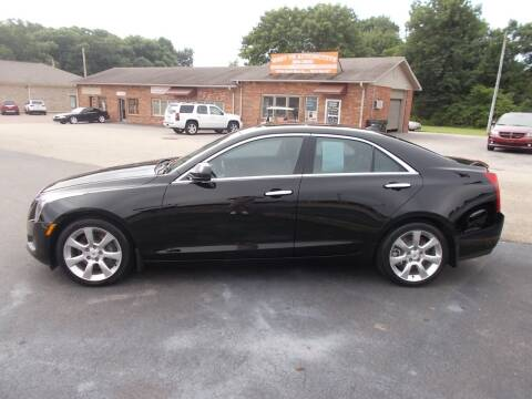 2014 Cadillac ATS for sale at West TN Automotive in Dresden TN