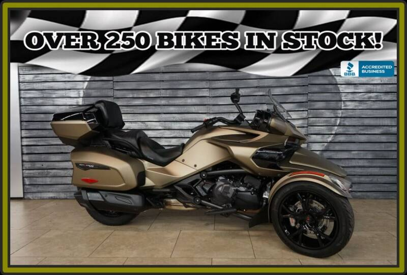2020 Can-Am Spyder for sale at Motomaxcycles.com in Mesa AZ