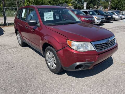 2009 Subaru Forester for sale at Honest Abe Auto Sales 2 in Indianapolis IN