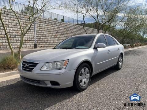 2009 Hyundai Sonata for sale at AUTO HOUSE TEMPE in Tempe AZ
