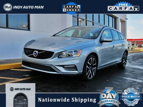 2018 Volvo V60 for sale at INDY AUTO MAN in Indianapolis IN