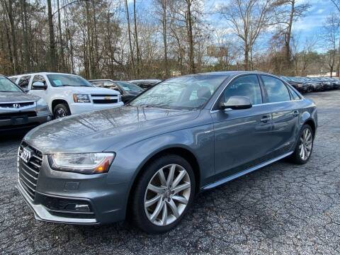 2014 Audi A4 for sale at Car Online in Roswell GA