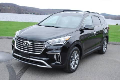 2018 Hyundai Santa Fe for sale at New Milford Motors in New Milford CT