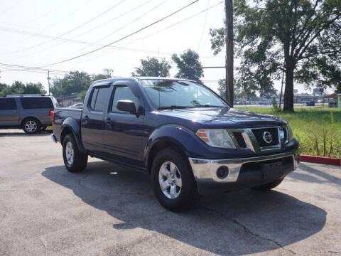 2011 Nissan Frontier for sale at BLUE RIBBON MOTORS in Baton Rouge LA