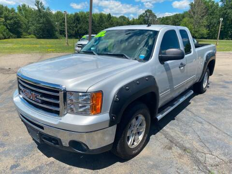2013 GMC Sierra 1500 for sale at Hillside Motors in Campbell NY