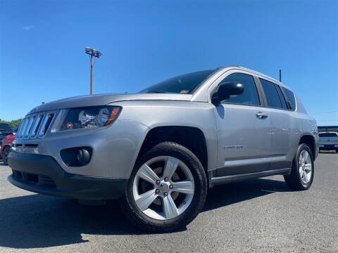 2016 Jeep Compass for sale at Kargar Motors of Manassas in Manassas VA