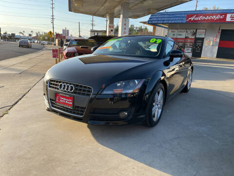 2009 Audi TT for sale at Top Quality Auto Sales in Redlands CA