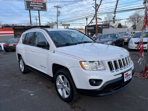 2011 Jeep Compass for sale at Car Complex in Linden NJ