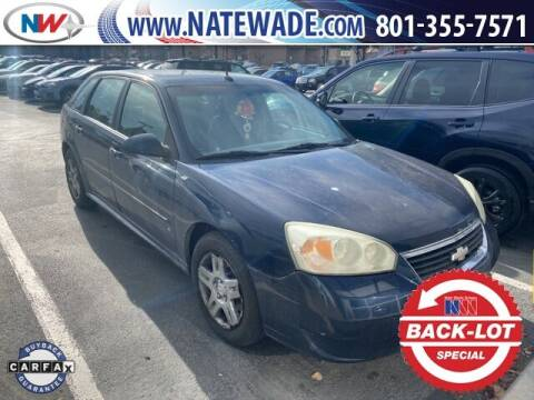 2006 Chevrolet Malibu Maxx for sale at NATE WADE SUBARU in Salt Lake City UT