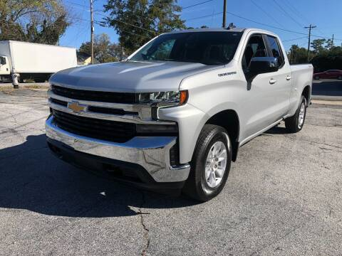 2020 Chevrolet Silverado 1500 for sale at RC Auto Brokers, LLC in Marietta GA