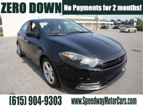 2015 Dodge Dart for sale at Speedway Motors in Murfreesboro TN