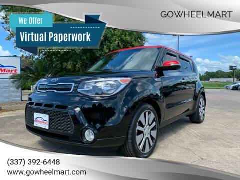 2016 Kia Soul for sale at GoWheelMart in Leesville LA