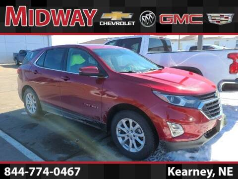 2018 Chevrolet Equinox for sale at Heath Phillips in Kearney NE