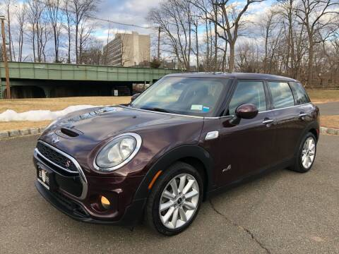2017 MINI Clubman for sale at Mula Auto Group in Somerville NJ