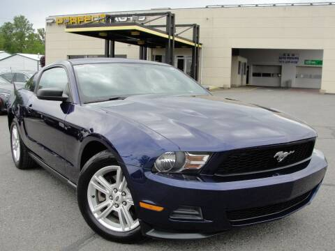 2012 Ford Mustang for sale at Perfect Auto in Manassas VA