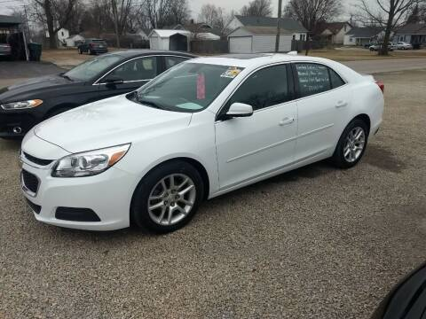 2016 Chevrolet Malibu Limited for sale at Economy Motors in Muncie IN
