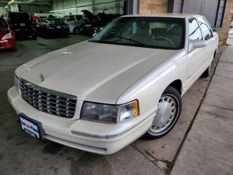 1999 Cadillac DeVille for sale at Car Planet Inc. in Milwaukee WI