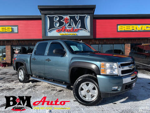 2010 Chevrolet Silverado 1500 for sale at B & M Auto Sales Inc. in Oak Forest IL
