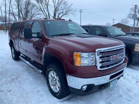 2014 GMC Sierra 2500HD for sale at Atwater Ford Inc in Atwater MN