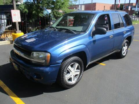 2005 Chevrolet TrailBlazer for sale at 5 Stars Auto Service and Sales in Chicago IL