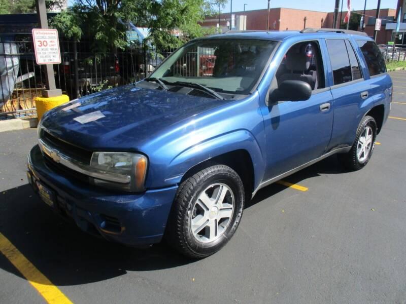 2005 Chevrolet TrailBlazer for sale at 5 Stars Auto Service and Sales in Chicago IL