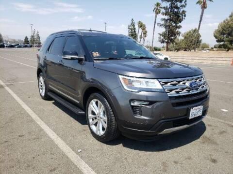 2018 Ford Explorer for sale at Shamrock Group LLC #1 in Pleasant Grove UT