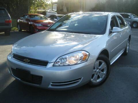 2011 Chevrolet Impala for sale at Roswell Auto Imports in Austell GA