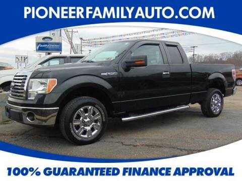 2010 Ford F-150 for sale at Pioneer Family auto in Marietta OH