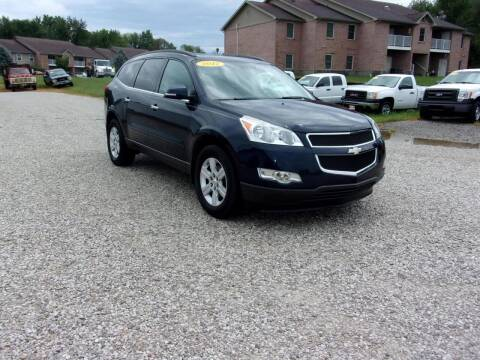 2012 Chevrolet Traverse for sale at BABCOCK MOTORS INC in Orleans IN