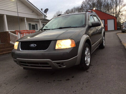 2006 Ford Freestyle for sale at Ace Auto Sales - $1400 DOWN PAYMENTS in Fyffe AL