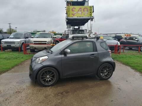 2012 Scion iQ for sale at USA Auto Sales in Dallas TX