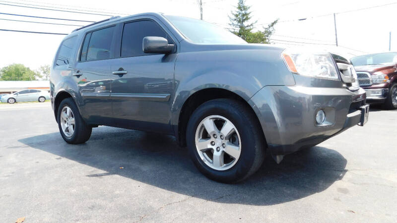 2010 Honda Pilot for sale at Action Automotive Service LLC in Hudson NY
